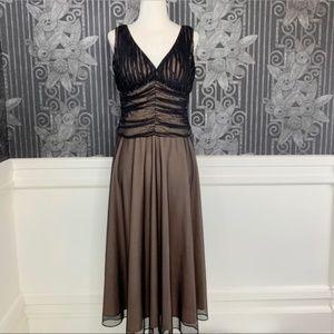 JS Boutique Embellished Midi Dress
